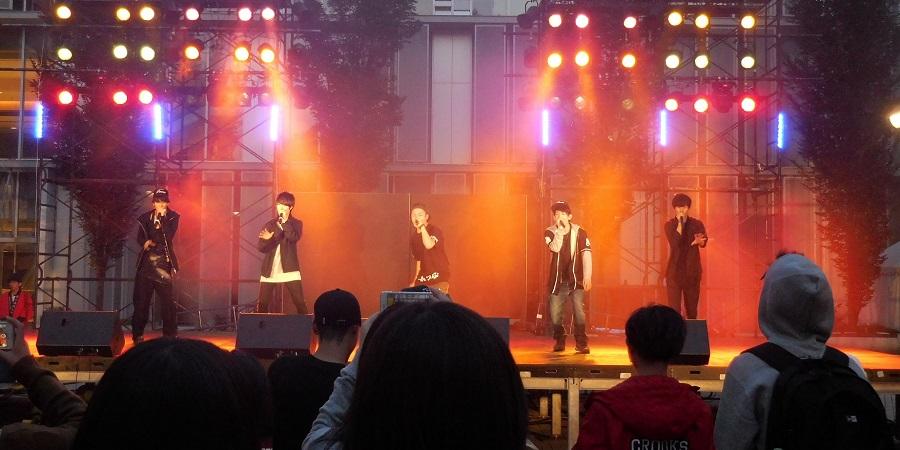 葵祭/東京経済大学国分寺キャンパス